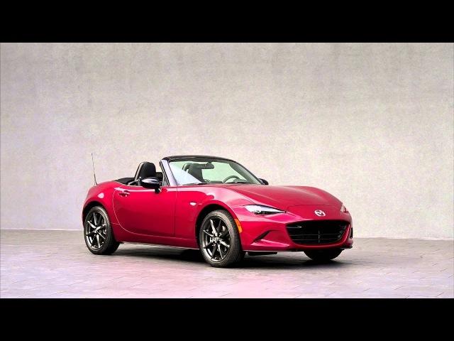 Mazda MX 5 Miata US spec ND '2015