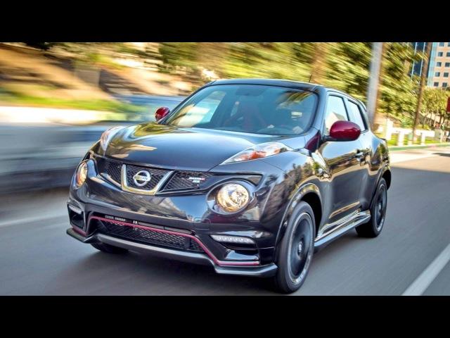 Nissan Juke Nismo RS US spec YF15 '2014