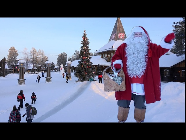 4K HDR Video – Merry Christmas Around the World With Beautiful Song