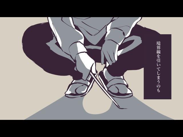 【おそ松さん】一松の雨と.ペトラ フル【手描き、人力】osomatsu-san