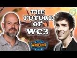 Grubby Interviews Matt Morris About Warcraft 3's Future