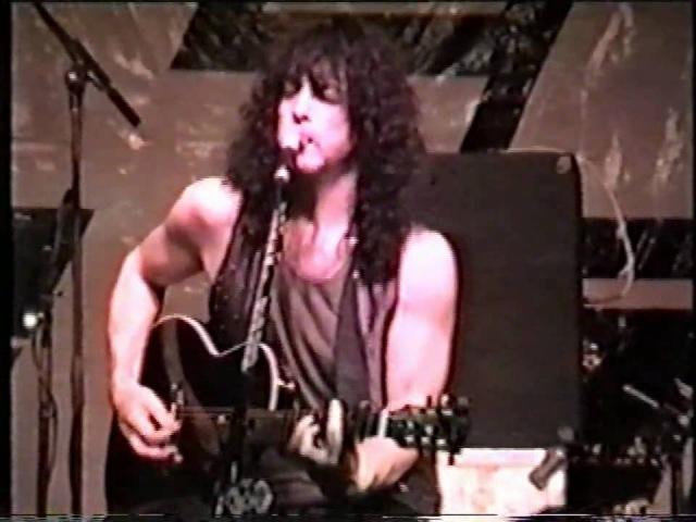 KISS Shandi Boston 1995 Convention Tour