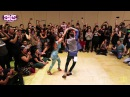 Johnny Vazquez El Principe De La Salsa LA Style Salsa On1 Workshop at LABKS 2017