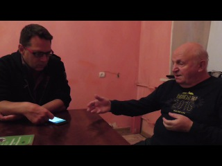 В гостях у Владимира Ильича Бровина 16 сентября 2017 - часть 1