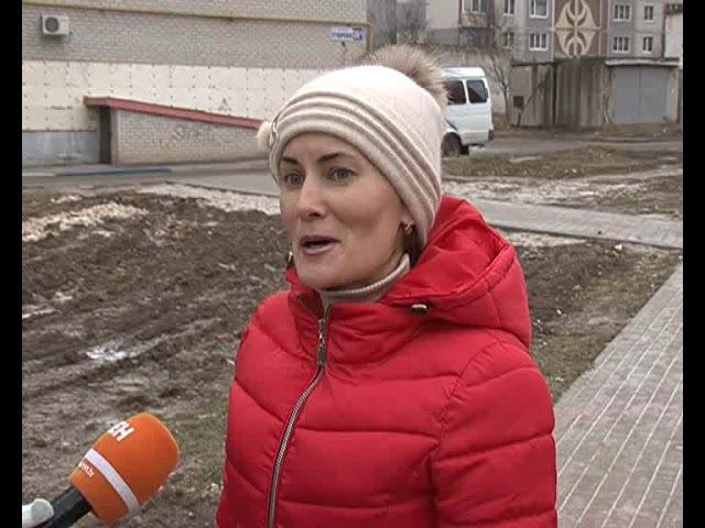 Сквер на Северо-Западе Курска планируют реставрировать