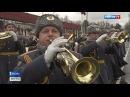 Кремлёвские курсанты отмечают юбилей знаменитого училища