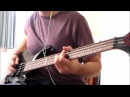 Ling Tosite Sigure/凛として時雨 - Beautiful Circus Bass Cover