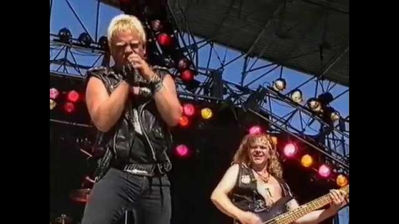 U.D.O. - Live at Giants of Rock Festival 1991 [FULL CONCERT]