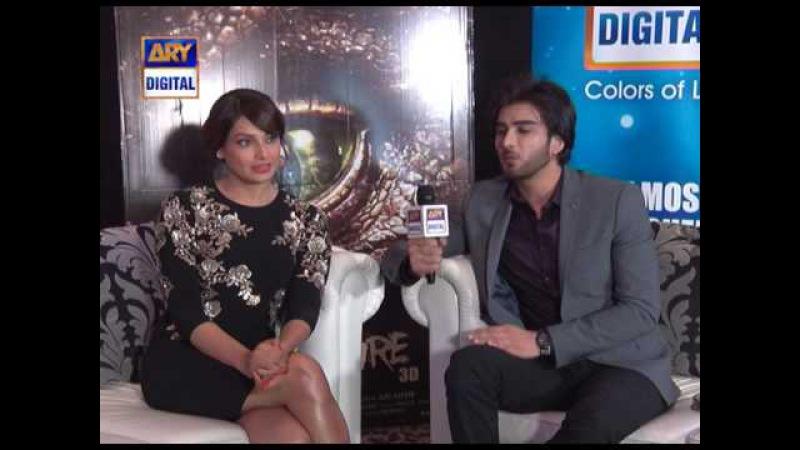 Bipasha Basu Imran Abbas in an exclusive interview with Safa Khan on Salaam Emirates show