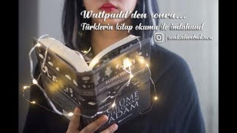 Wattpad den sonra ! Türklerin okuma oranı ile imtihanı !
