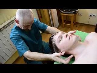 Массаж воротниковой зоны - Техника и секреты (Студия ручного массажа)