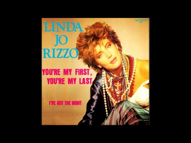 Linda Jo Rizzo I've Got The Night 1986