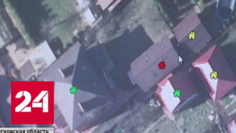 По незаконным постройкам на дачных участках ударят с воздуха