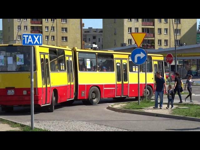 Sobotnie pożegnanie dworca PKs w Kielcach 09.09.2017