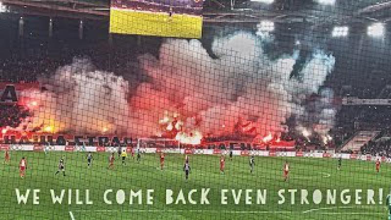 Мы вернемся еще сильнее! We will come back even stronger!