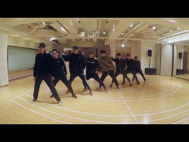 EXO 'Electric Kiss' Dance Practice
