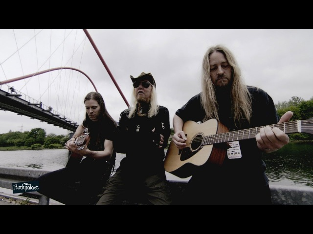Sanctuary The Year The Sun Died unplugged   Rock Hard 2015   WDR
