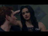 Riverdale Archie &amp Veronica Hook Up