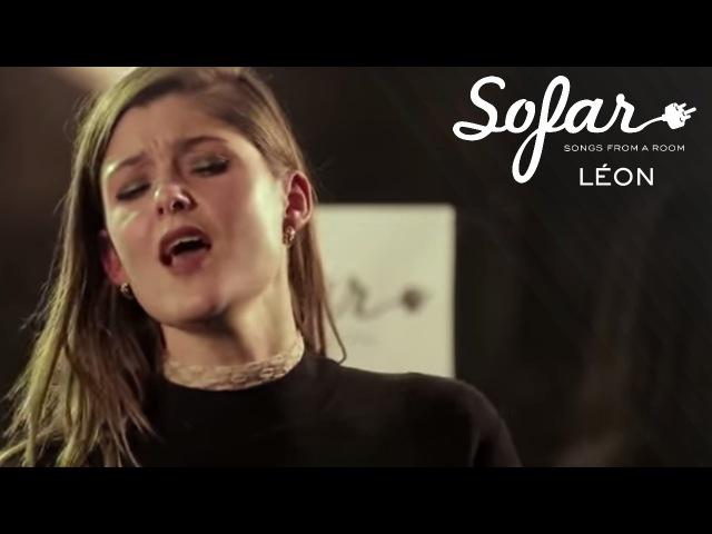 LÉON - Liar | Sofar London