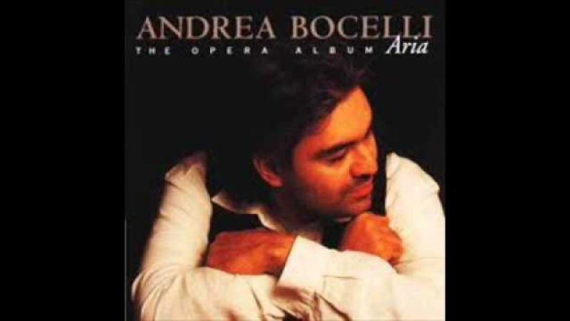 Andrea Bocelli - Amor Ti Vieta