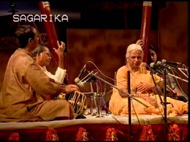 RAAG BILASKHANI TODI Smt Girija Devi Banaras Utsav Live