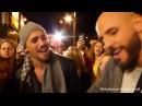 Les 3 Mousquetaires Concert sauvage à Paris 2016