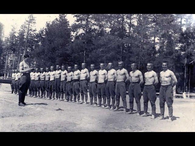 Физическая подготовка в красной армии 9 мая