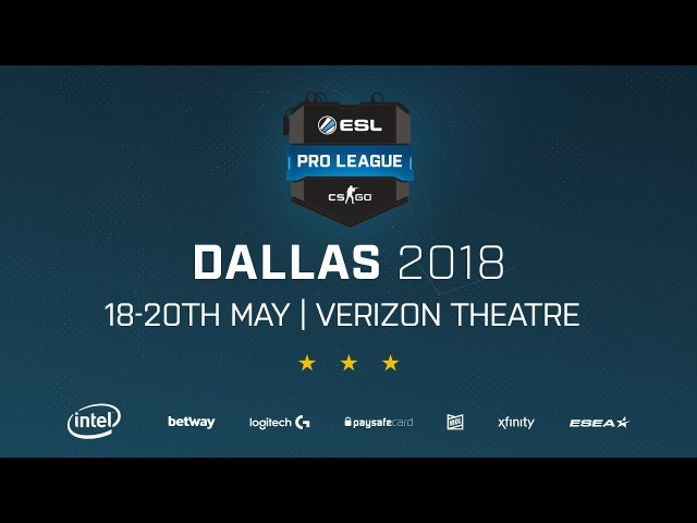 Counter-Strike's Homecoming - Pro League is returning to Dallas!