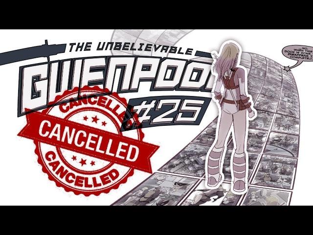 Прощай, ГВЕНПУЛ! (Читаем письма из The Unbelievable Gwenpool №25)