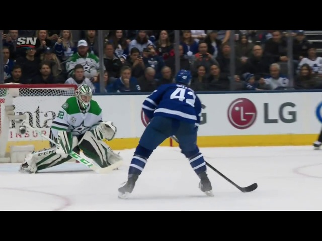 Complete Stars Maple Leafs shootout Mar 14