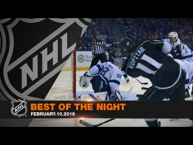 Lecavalier retirement, strong goaltending highlight best of the night