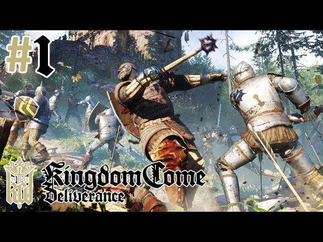 ЗАПИСЬ СТРИМА ► Kingdom Come: Deliverance 1