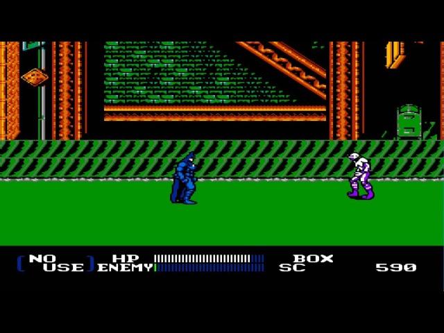 Batman Returns Денди - Прохождение (Бэтмен Возвращается Dendy, NES - Walkthrough)