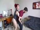 back hug lift and carry 2