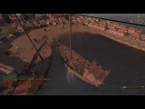 Mount and Blade Warband A World of Ice and Fire Захват Бравоса Клип