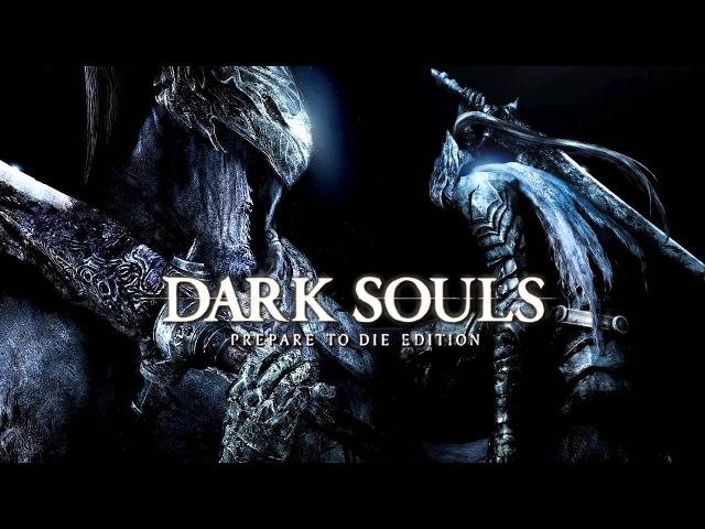 Dark Souls: Artorias of the Abyss OST: Knight Artorias (HQ)