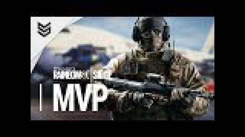 Самый ценный игрок (MVP) в Rainbow Six: Siege (1440p)