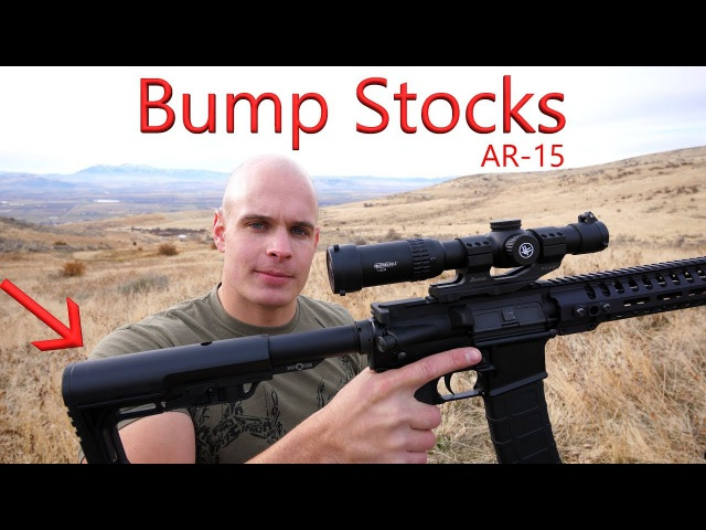 What is a Bump Stock Should it be illegal