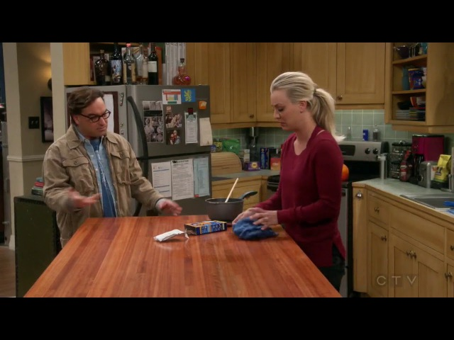 OMG Ay is my best friend -The Big Bang Theory S11E12