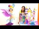 Ayşe'nin oyuncak dükkanı. Prenses Celestia'nın denizaltı şatosu. Eğlenceli KızOyunları