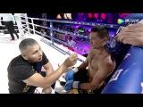 Уйгурский боксер Mamat Tursun Chong vs монгол Hu Richabilige часть 6