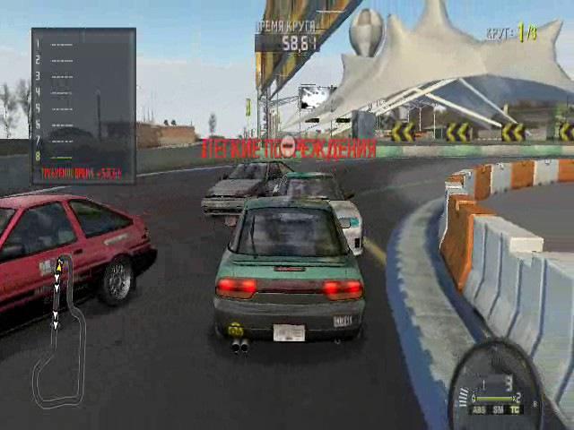 Что будет, если проиграть первую гонку в Need For Speed: ProStreet