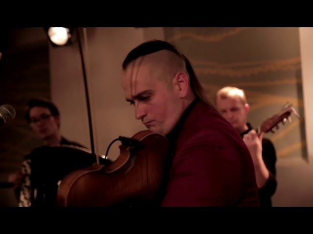 Grand Positive Bobricker kapelye`s nign Jazz centre 9 11 17