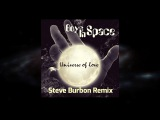 BOYS IN SPACE - Universe of Love (STEVE BURBON REMIX) (2018) - New Gen Italo Disco Space Synth