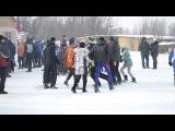 Лыжня России - 2018. Хоровод