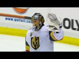 Marc-Andre Fleury gets standing ovation after tribute from Pittsburgh Penguins