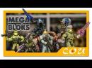 Mega Bloks / Construx HALO | Серия мини-фигурок BRAVO | Мега Блокс | CNC83