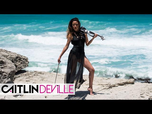 Swag Se Swagat Song   Tiger Zinda Hai - Violin Cover - Salman Khan   Katrina Kaif   Caitlin De Ville