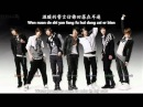 Super Junior M - 這一秒 This Moment [English subs Pinyin Chinese]