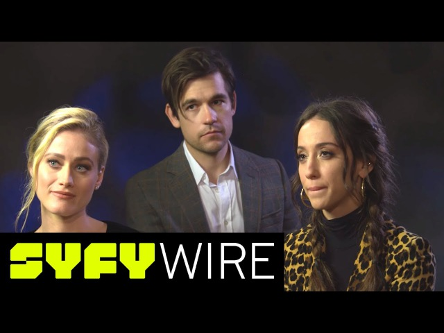 The Magicians Season 3: The Cast Spills Secrets, Stunts and Magic Ships | SYFY WIRE